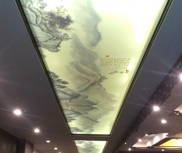 上海软膜天花装饰
