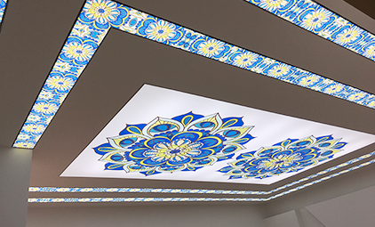 上海软膜天花吊顶