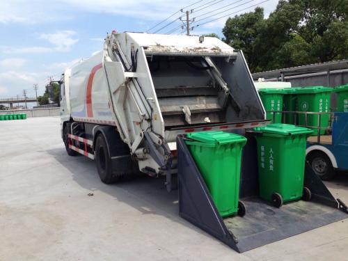 垃圾桶清理