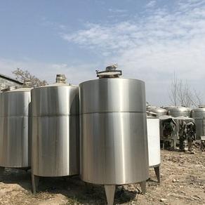 不锈钢储罐案例展示