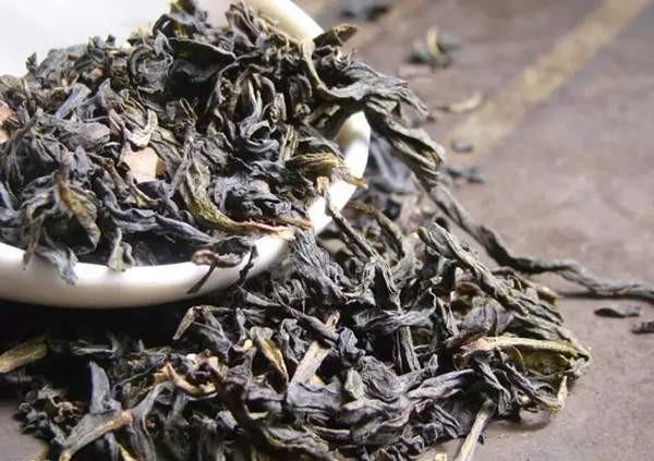 乌龙茶叶-武夷山古茗雀舌