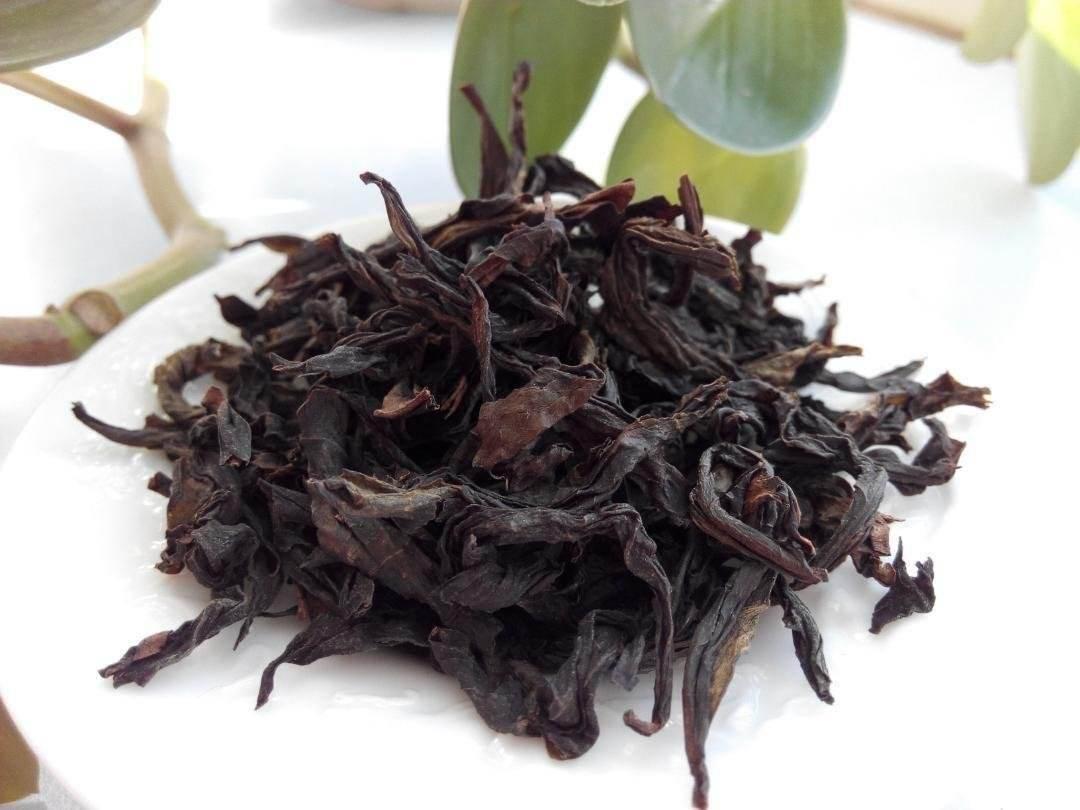 乌龙茶叶-武夷山名枞百瑞香