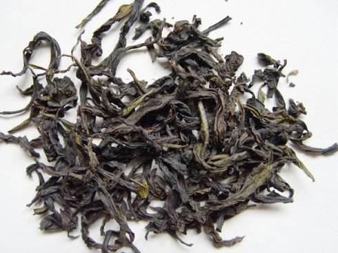 乌龙茶叶-武夷岩茶肉桂