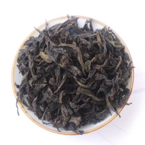 乌龙茶叶-武夷岩茶黄观音