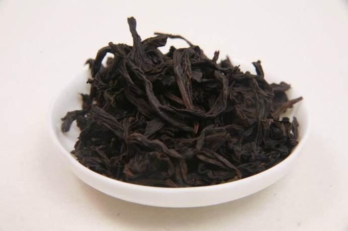 乌龙茶叶-武夷岩茶金观音