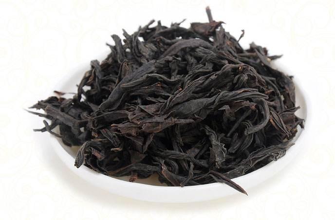 乌龙茶叶-武夷岩茶之王大红袍