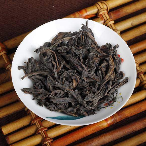 乌龙茶叶-武夷岩茶佛手