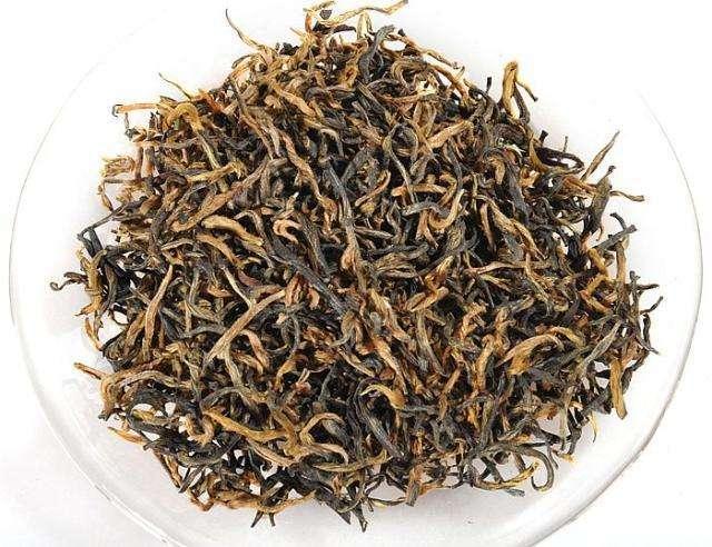 红茶茶叶-武夷红茶金骏眉