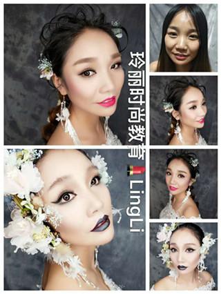 吉州化妆培训