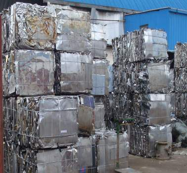 废铝合金回收