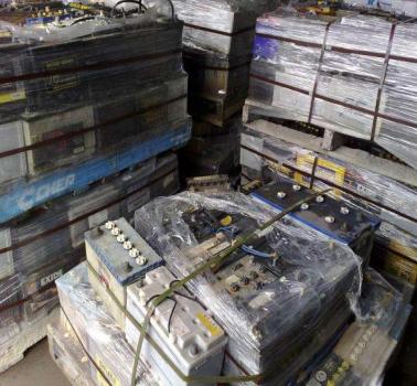 杭州盛丰电瓶物资回收服务
