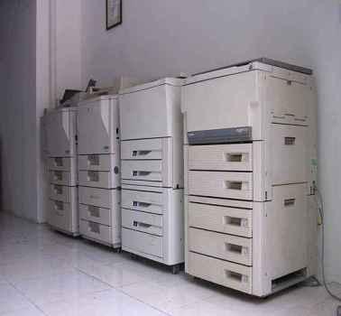 盛丰公司办公设备物资回收
