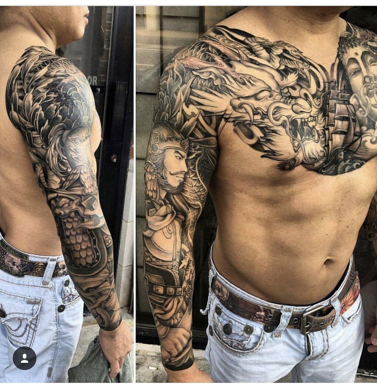厦门業刺青纹身欣赏