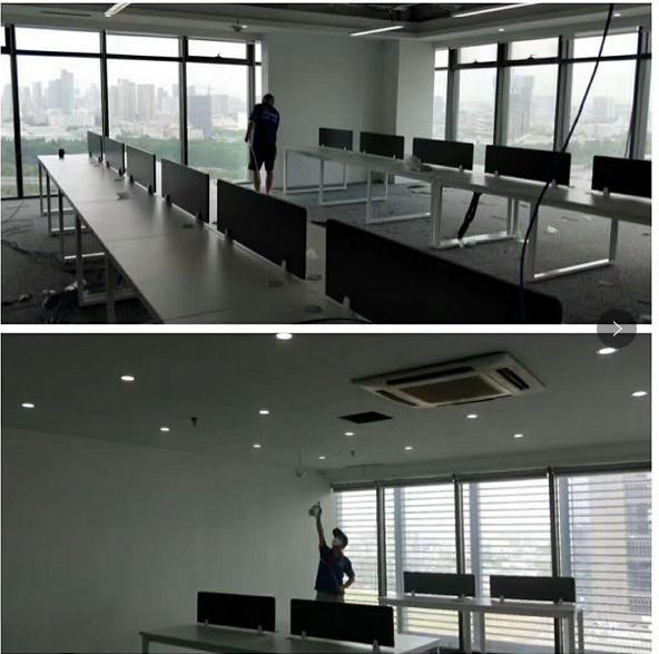 新加坡科技园办公室除甲醛