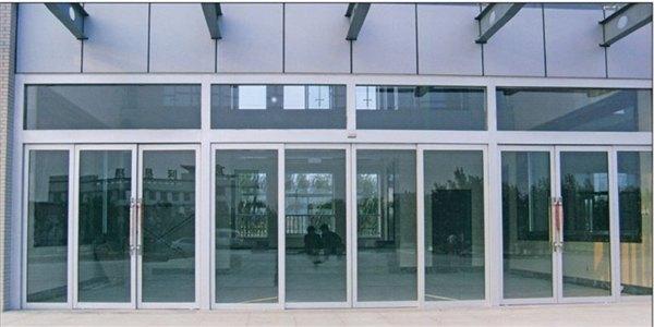 西安玻璃感应门公司