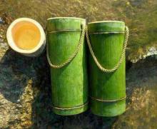 你知道竹筒酒是绿色原浆酒中隐士