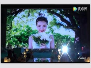 喜临门婚庆11月/11日—彭根宇&孙丽芳凯莱大饭店婚礼花絮