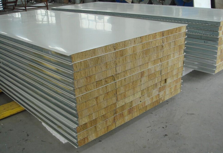 杭州彩钢岩棉夹芯活动板房