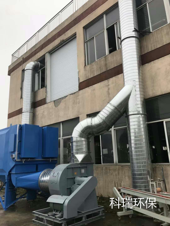 杭州通风设备厂家案例图二