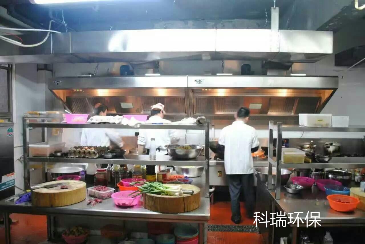 杭州厨房排烟设备