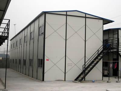 江西活动房施工合成树脂屋顶工程