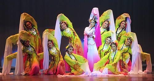 中国舞图片展示