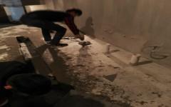 施工缝的防水施工