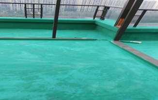 卷材防水层的铺设