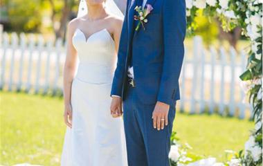 龙辉先生的结婚礼服定制