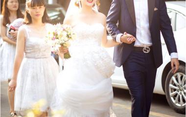 郑元根先生的结婚礼服定制
