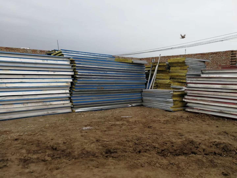 二手彩钢板回收