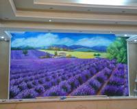 酒店壁画欣赏