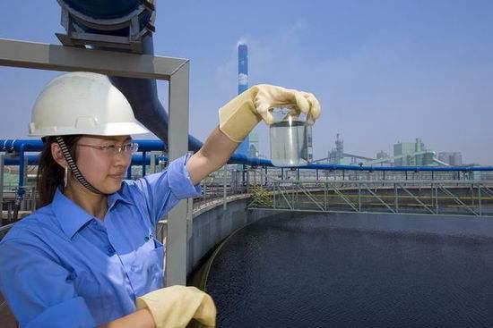 福州污水处理效果