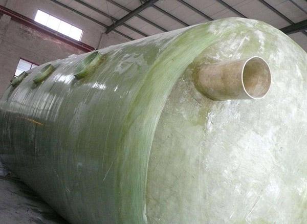 玻璃钢化粪池为什么可以替代传统化粪池