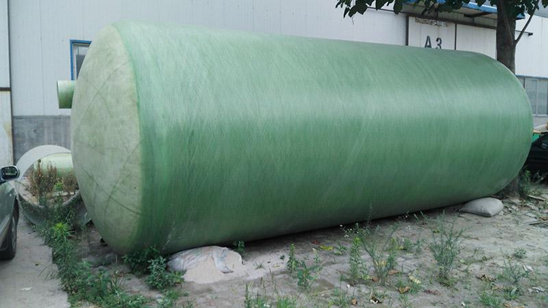 玻璃钢化粪池有哪些优势?厦门污水处理:常见八大优势