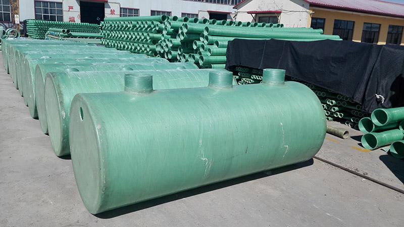 厦门玻璃钢化粪池:传统排污沉淀池的替代品