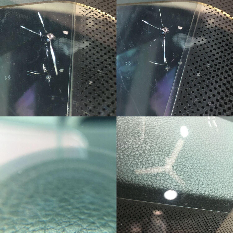 帕萨特玻璃修补