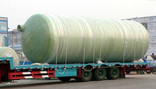 福州玻璃钢化粪池
