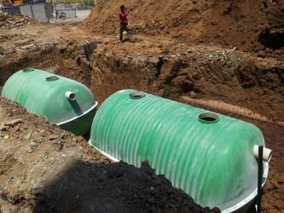 漳州玻璃钢化粪池批发厂家