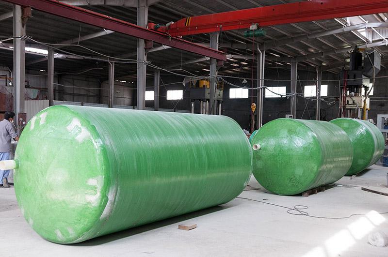 福州玻璃钢化粪池有着杰出的密封效果