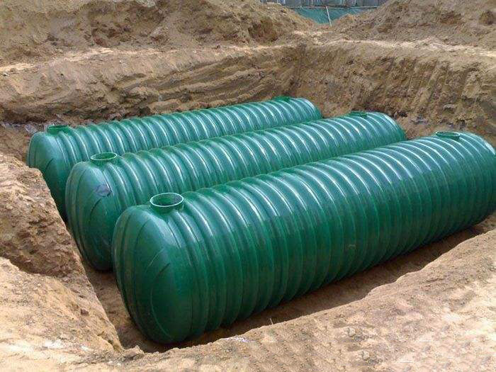 福州玻璃钢化粪池适用于工业企业
