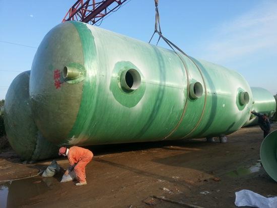 福州玻璃钢化粪池能用多长时间