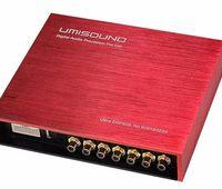 优美声车载DSP音频处理器功放DA608蓝牙音乐 HI-FI 手机无损安装