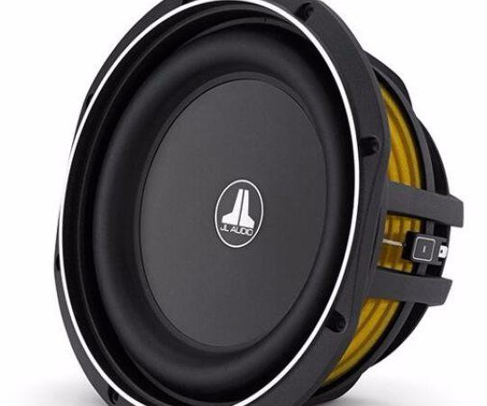 美国捷力JL Audio汽车音响10TW1-4额定功率300瓦10寸超低音炮