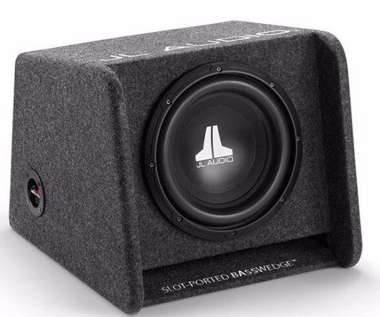美国原装进口JL Audio美国捷力CP110-W0v3低音炮300瓦