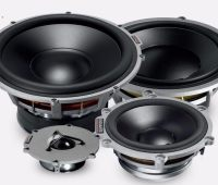 丹麦丹拿DYNAUDIO汽车音响ESOTAR系列2.1声道三分套装喇叭