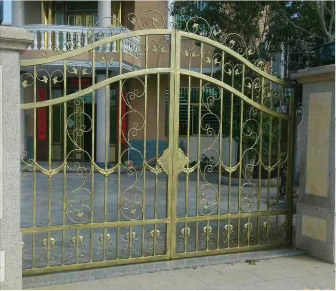 歐式不銹鋼大門