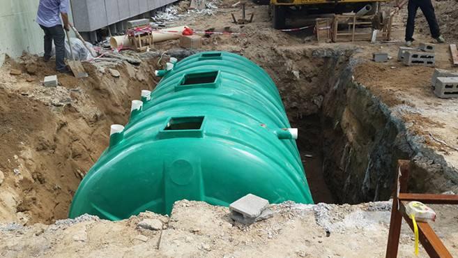 泉州玻璃钢化粪池的优点分析