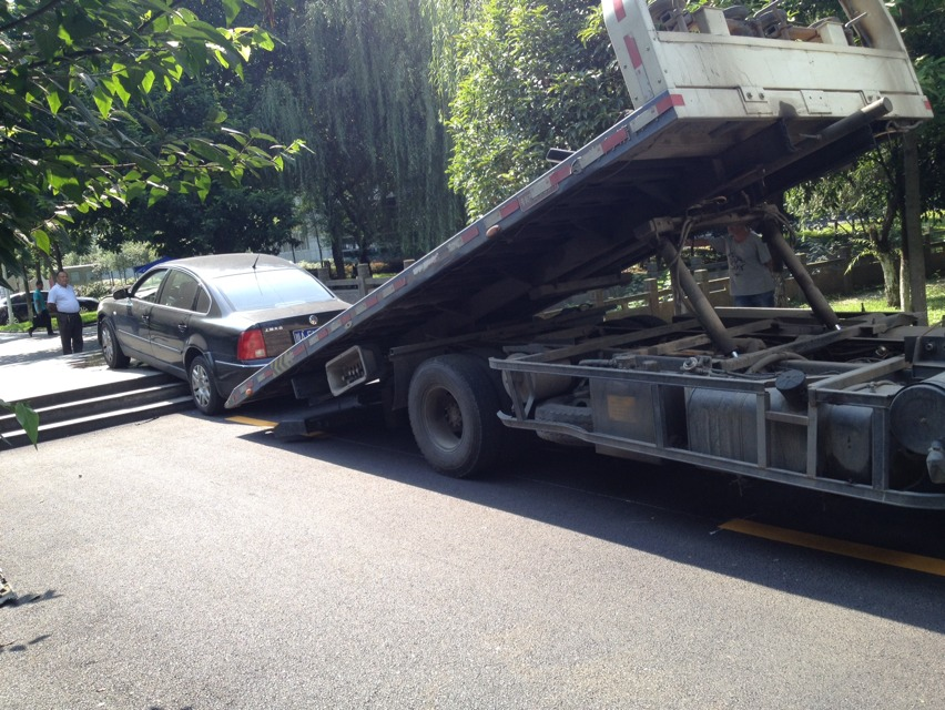 郑州附近拖车救援