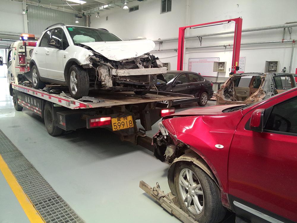 事故救援修车